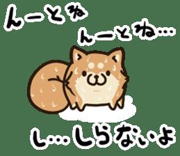 Plump dog Vol.1 sticker #5090455