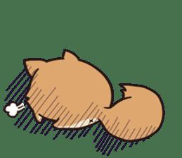 Plump dog Vol.1 sticker #5090457