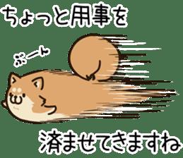 Plump dog Vol.1 sticker #5090458
