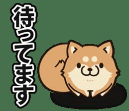 Plump dog Vol.1 sticker #5090461