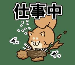 Plump dog Vol.1 sticker #5090464