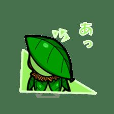 En - kun & Yukari-chan sticker sticker #5097928