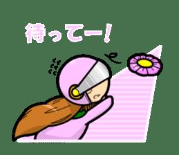 En - kun & Yukari-chan sticker sticker #5097933