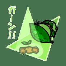 En - kun & Yukari-chan sticker sticker #5097946