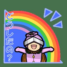 En - kun & Yukari-chan sticker sticker #5097950