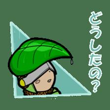 En - kun & Yukari-chan sticker sticker #5097952