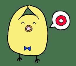 HARUPIYO'S DAILY LIFE sticker #5100843