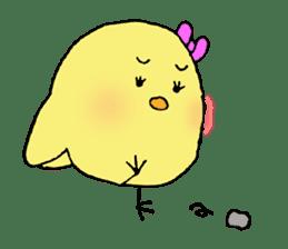 HARUPIYO'S DAILY LIFE sticker #5100848