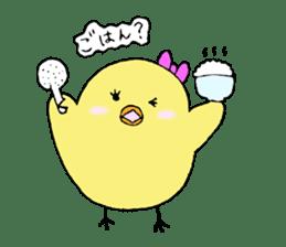 HARUPIYO'S DAILY LIFE sticker #5100852