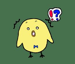 HARUPIYO'S DAILY LIFE sticker #5100861