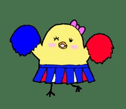 HARUPIYO'S DAILY LIFE sticker #5100862