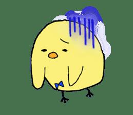 HARUPIYO'S DAILY LIFE sticker #5100871