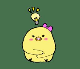 HARUPIYO'S DAILY LIFE sticker #5100872