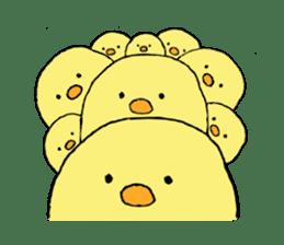 HARUPIYO'S DAILY LIFE sticker #5100876