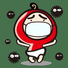 Milkfish BOY-Life sticker #5101429