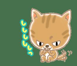 Of the kitten is nyan-suke 1 sticker #5103090