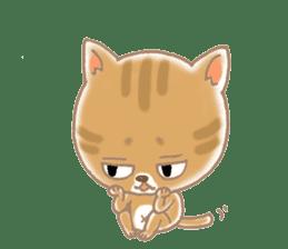 Of the kitten is nyan-suke 1 sticker #5103096