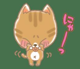 Of the kitten is nyan-suke 1 sticker #5103098