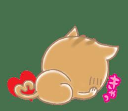 Of the kitten is nyan-suke 1 sticker #5103099