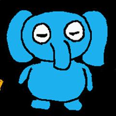 The elephant to be happy2 (World)