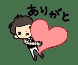 Akkun and Moco Stickers sticker #5104451