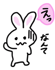 Pan-chan and Usa-pin sticker #5107607