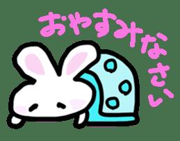 Pan-chan and Usa-pin sticker #5107614