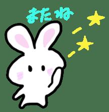 Pan-chan and Usa-pin sticker #5107615