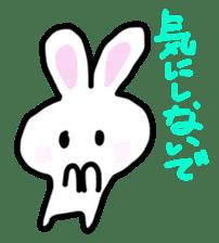 Pan-chan and Usa-pin sticker #5107617