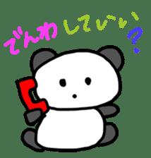 Pan-chan and Usa-pin sticker #5107625