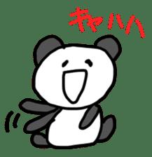 Pan-chan and Usa-pin sticker #5107628