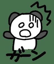 Pan-chan and Usa-pin sticker #5107629