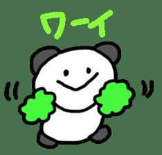 Pan-chan and Usa-pin sticker #5107631