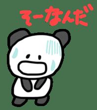 Pan-chan and Usa-pin sticker #5107632