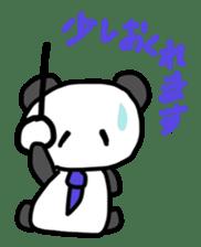 Pan-chan and Usa-pin sticker #5107633