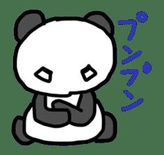 Pan-chan and Usa-pin sticker #5107638