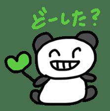 Pan-chan and Usa-pin sticker #5107639