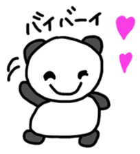 Pan-chan and Usa-pin sticker #5107641