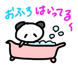 Pan-chan and Usa-pin sticker #5107642