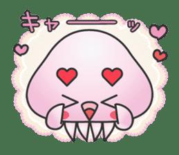 Jellyfish republic sticker #5108130
