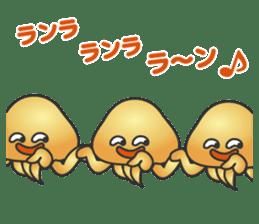Jellyfish republic sticker #5108151