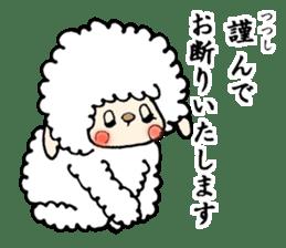 Mei Mei's every day 2 sticker #5109830