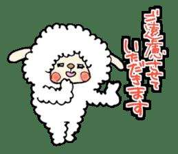 Mei Mei's every day 2 sticker #5109843