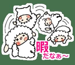 Mei Mei's every day 2 sticker #5109845