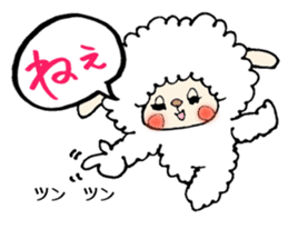 Mei Mei's every day 2 sticker #5109847