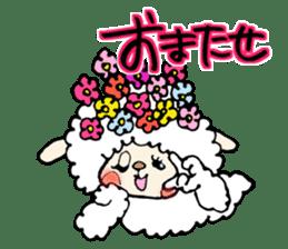 Mei Mei's every day 2 sticker #5109855