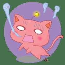 uchu-neko2 sticker #5109950
