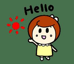 Hello, I am Moe. sticker #5110822