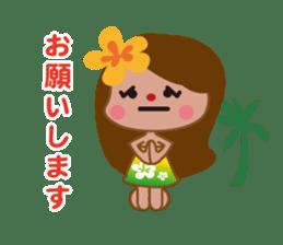 Coconut Girls sticker #5113761