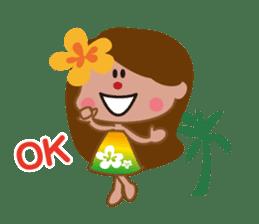 Coconut Girls sticker #5113762